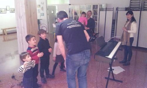 Xarxa d'Escoles - Jardí Musical - Espai Llimera