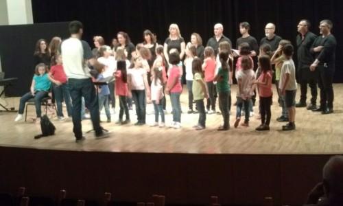 Cors Majors i Menuts ESMUTRAD - Palau de la Música