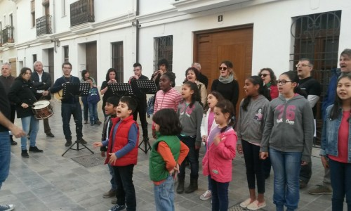 Xarxa d'Escoles de Música Tradicional - Patraix 2016