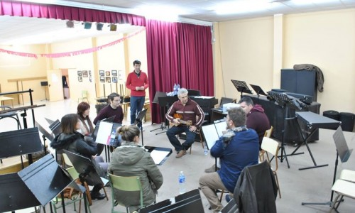 Taller de cant tradicional amb Carles Dénia